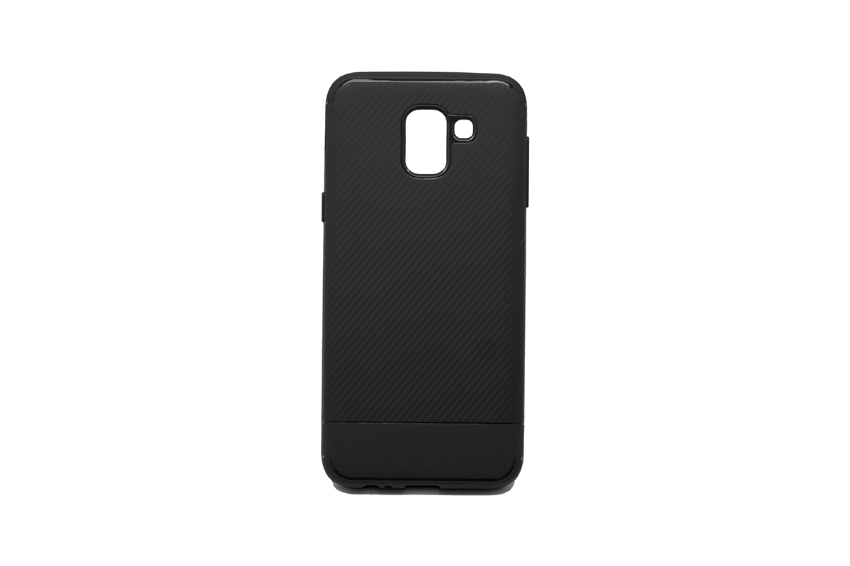 Tpu carbon for sm-j600f (galaxy j6 2018) black