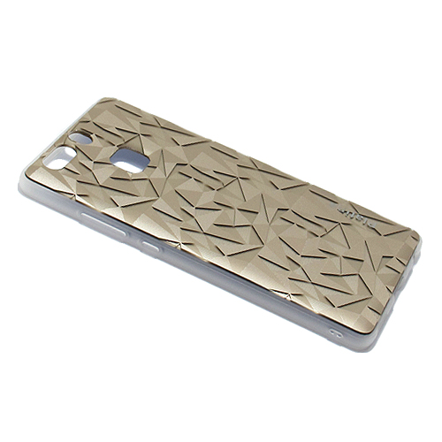 Tpu platina 3d za iphone 5/5s/se (gold)