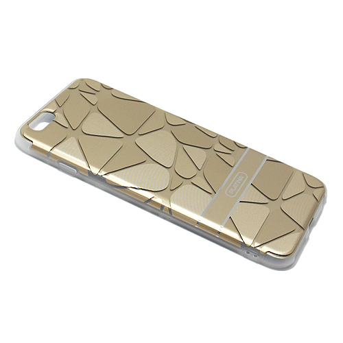 "Tpu platina new za iphone 6/6s 4.7"" (gold)"